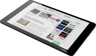 """Illustration for article titled CrunchPad Web Tablet Landing """"As Soon As Possible"""" for Less Than $300"""