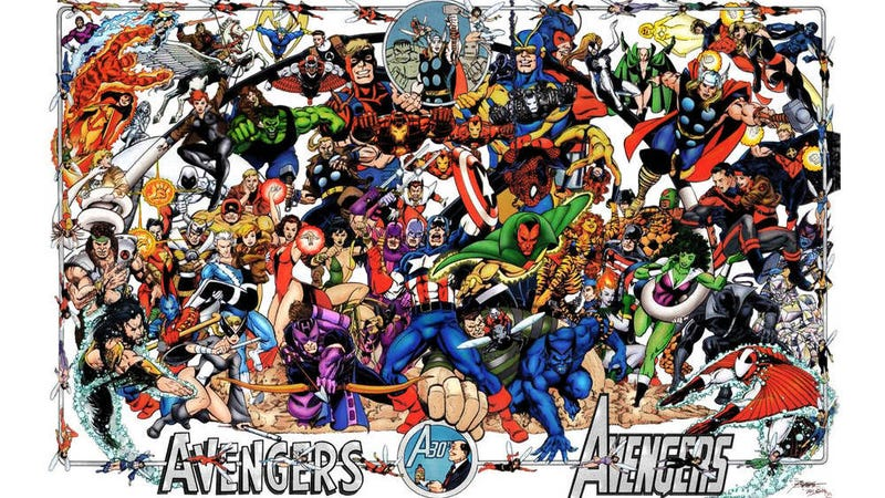 Illustration for article titled The Avengers 2 Is Coming In 2015. Surely We Can Get A Good Video Game By Then, Right?