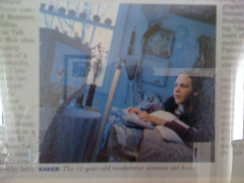 Illustration for article titled Katie Baker Has Been Poached By Bill Simmons For His Forthcoming Editorial Project