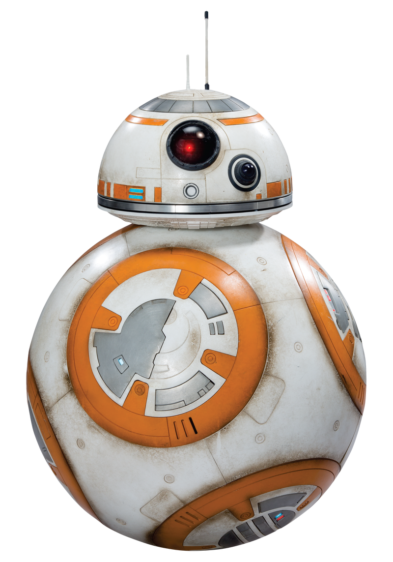 Illustration for article titled BB8