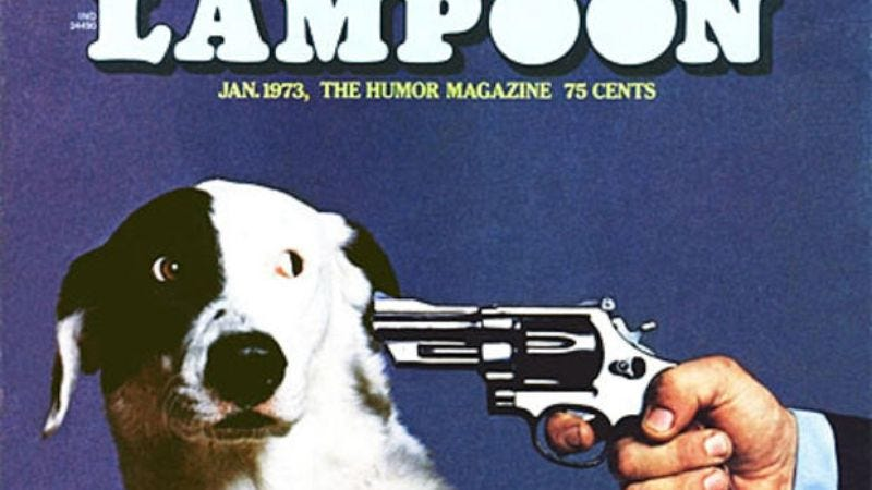 Illustration for article titled If you don't watch this exclusive Drunk Stoned Brilliant Dead clip, we'll kill this dog