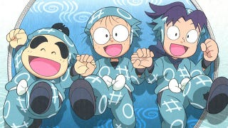 Adult japanese anime clip