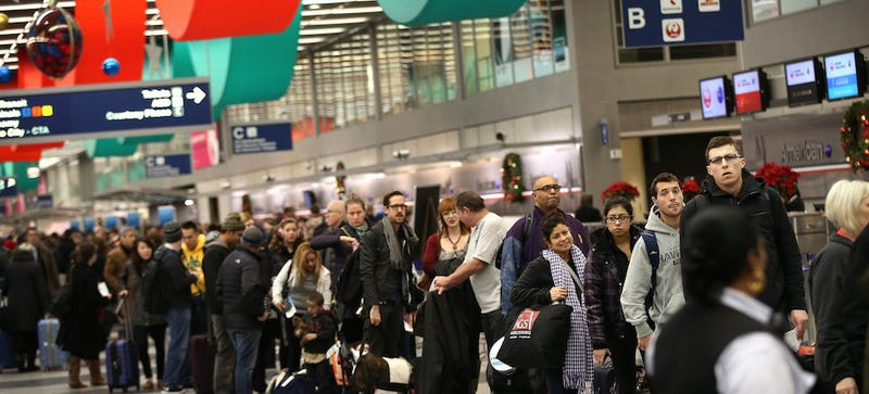The Ten Worst Holiday Travel Nightmares