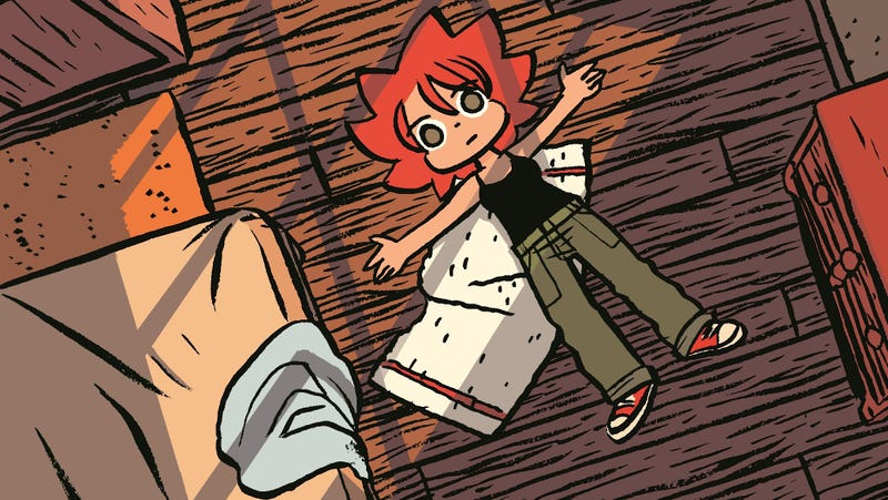 Illustration for article titled The Scott Pilgrim Creator's Long-Awaited Follow-Up Is Great
