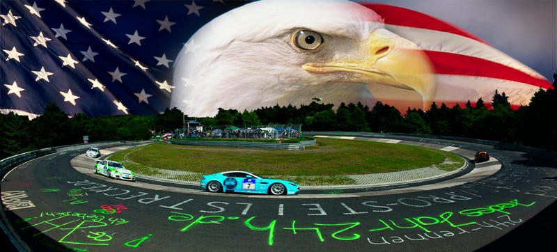 Illustration for article titled Some Americans Are About To Buy The Nürburgring