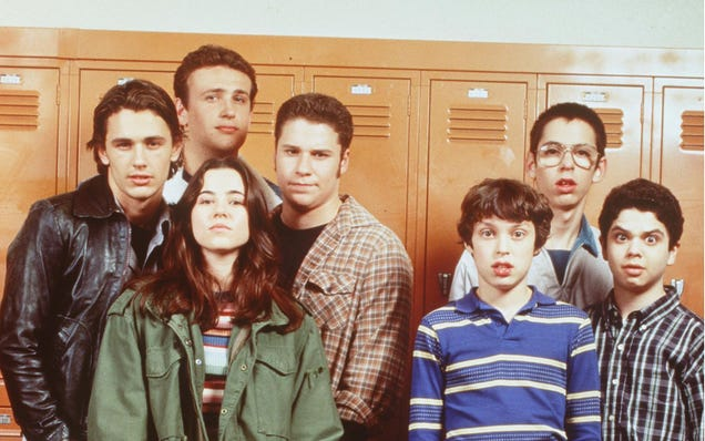 Freaks And Geeks is coming to Hulu next week with its original soundtrack intact