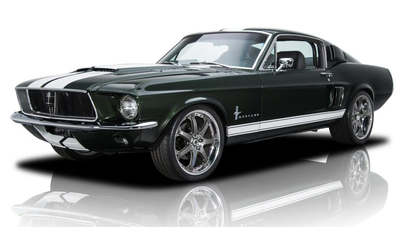 Illustration for article titled One of the Tokyo Drift Ford Mustangs Is for Sale, but It Has a V8