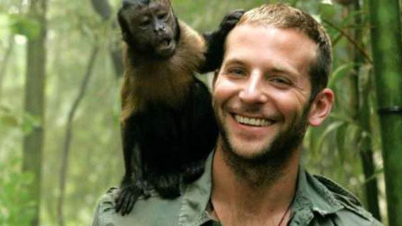 Illustration for article titled Bradley Cooper fucking loves Paradise Lost, bro