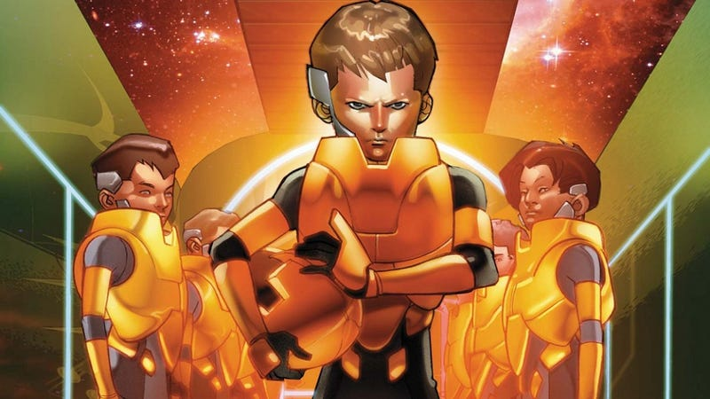 Illustration for article titled The Enders Game movie puts out casting calls for 10 characters — including Ender!