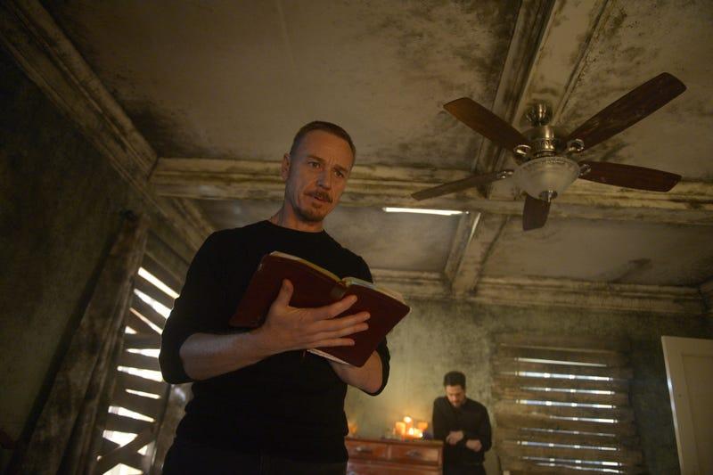 The Exorcist (Photo: Sergei Bachlakov)