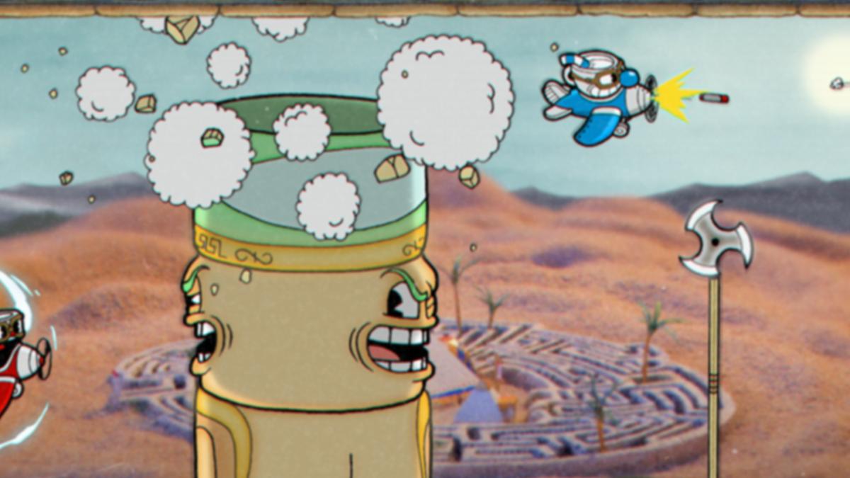Cuphead's brilliant cartoon look masks a brutal, unforgiving