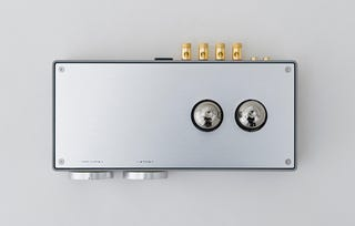 Illustration for article titled If Apple Produced Audio Components they Would Look Like the EK Amp