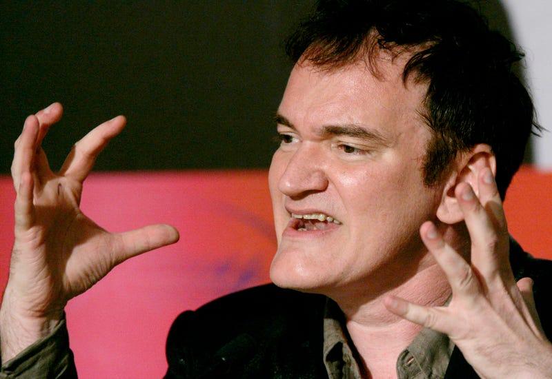 Tarantino. AP