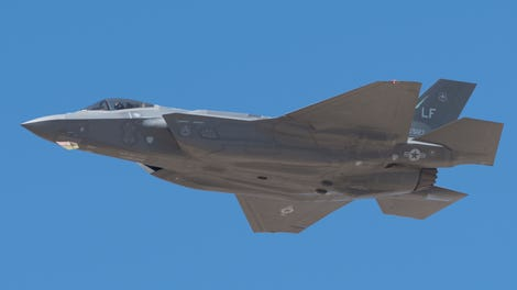 China Says It's Not the Reason Countries Are Buying the F-35