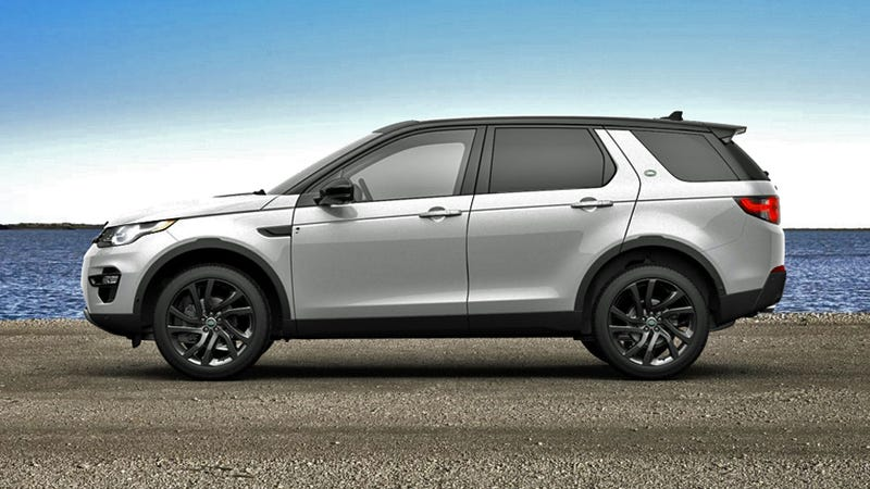 build your own land rover discovery sport 39 cheap 39 luxury off roader. Black Bedroom Furniture Sets. Home Design Ideas