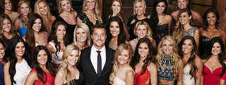 One of the casts of ABC's The BachelorTwitter