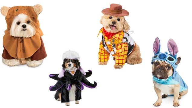 Disney s New Halloween Pet Costumes, Ranked