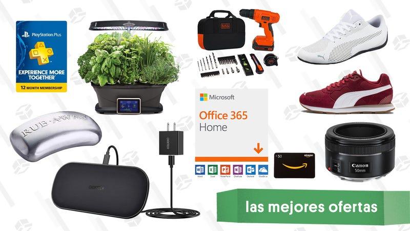 Illustration for article titled Las mejores ofertas de este jueves: PlayStation Plus, AeroGarden, Puma y más