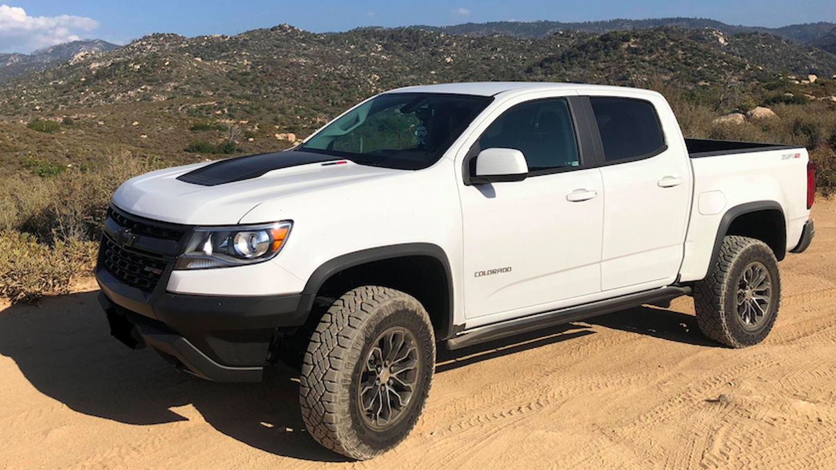 Chevrolet Colorado Side Curtain Airbags Keep Deploying On Easy Off