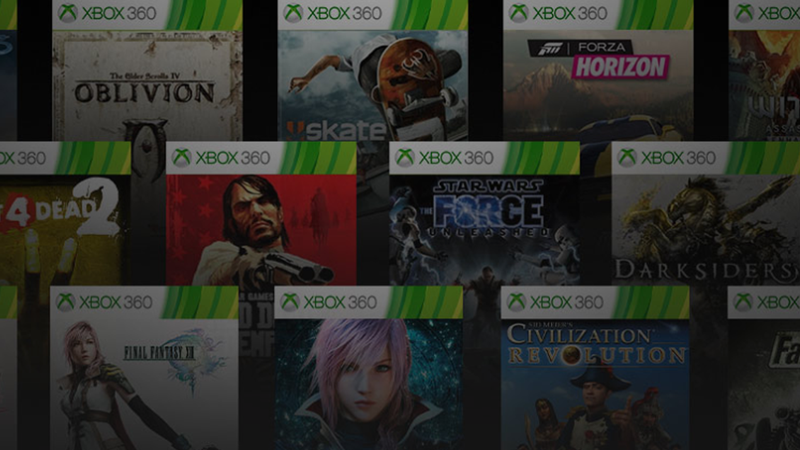 Illustration for article titled 500+ Games Are Backwards Compatible On Xbox One And More Interesting Stats