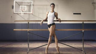 Misty Copeland in a new Under Armour adMisty Copeland/Twitter