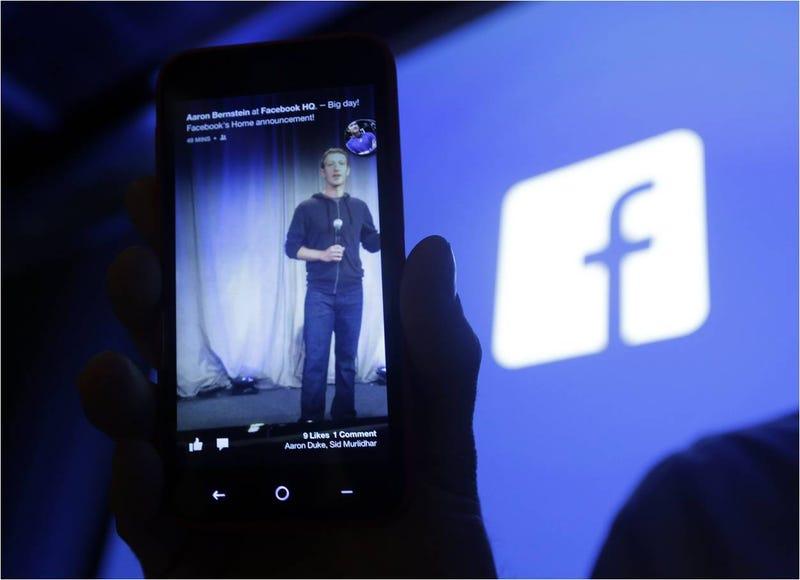 Mark Zuckerberg ganó 4,5 millones de dólares a la hora el pasado enero