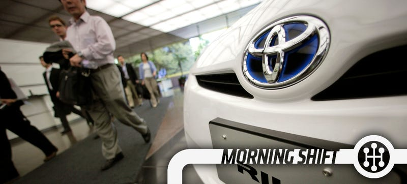 Good Morning To All In Japanese : Police raid toyota hq in japan after exec s drug arrest