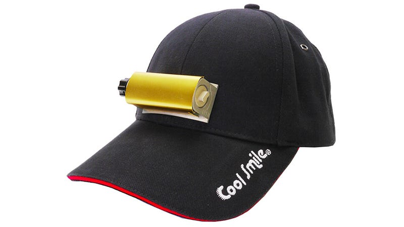 Would You Wear This Air Conditioning Hat if It Actually Worked?