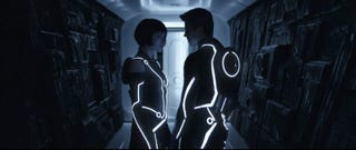 Illustration for article titled Your First Look Inside Tron Legacy Reveals A Sexy Upgrade