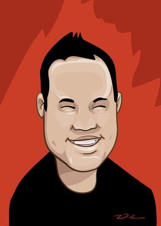 Illustration for article titled Congratulations to Gizmodo's Jason Chen For Being One of T3's Most Influential People in Tech
