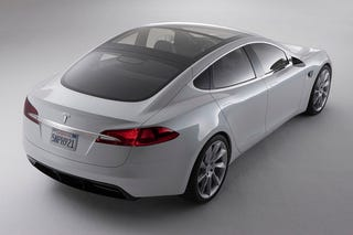 Illustration for article titled Panasonic Invests $30 Million In Electric Vehicle Maker Tesla