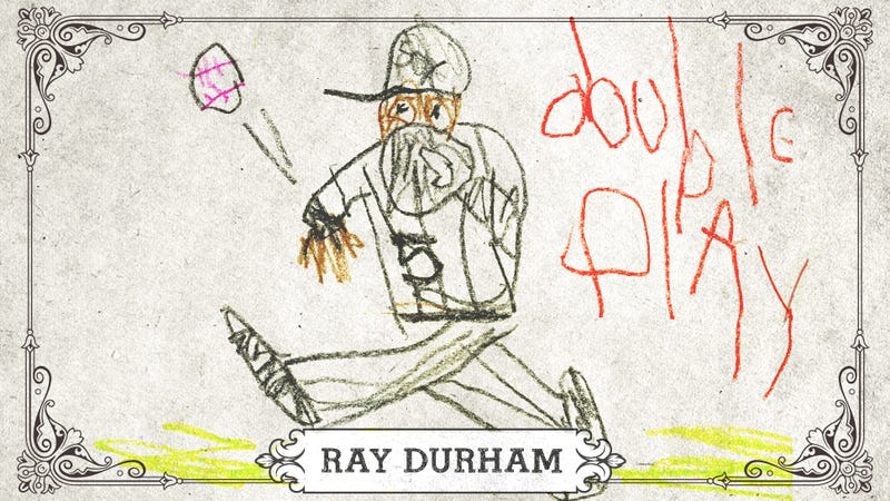 Illustration for article titled Price Of Fame: Ray Durham, Who Made Ballgames Worth Enduring