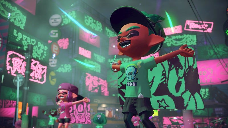 Screenshot: Splatoon 2/Nintendo