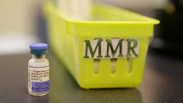 Vaccinations Drop in Europe, and the Result Was Over 21,000 Cases of Measles