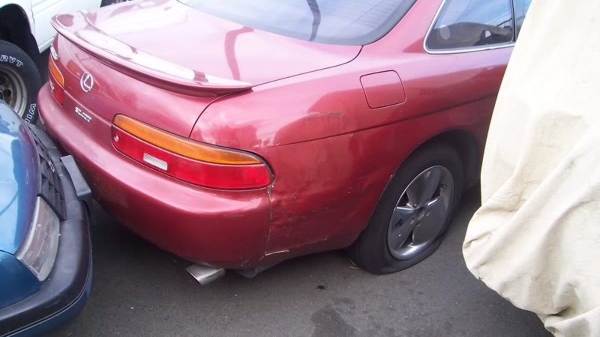 Heres How I Bought The Roughest Lexus Sc300 In Known Universe 1992 Sc400 Parts