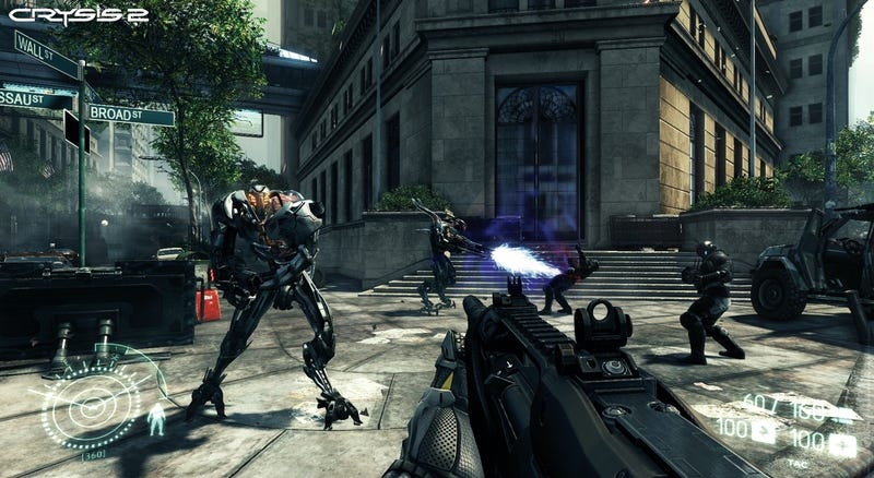 Illustration for article titled Don't Hate Crysis 2 Because It's Beautiful