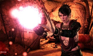 Illustration for article titled Dragon Age: Origins Character Creator Hits PCs Soon