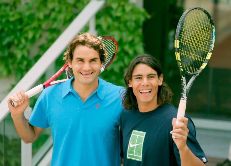 Nadal Wikipedia: Roger Federer And Rafael Nadal Will Face Off In A