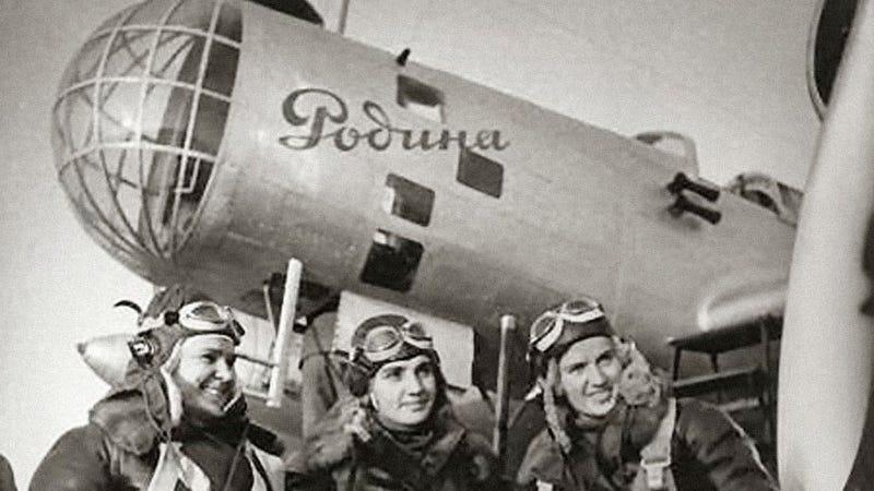 Illustration for article titled Valentina Grizodubova:  The Soviet Amelia Earhart