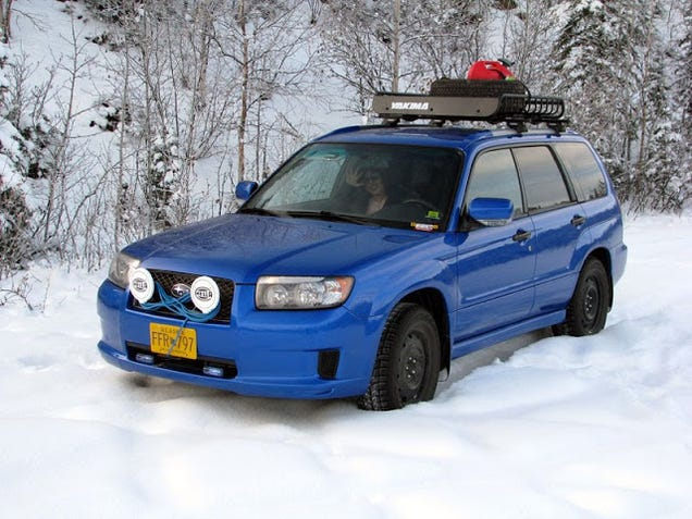 Used Subaru Forester Near Me >> Cars Of My Past, Part 1: 2008 Subaru Forester X Sport