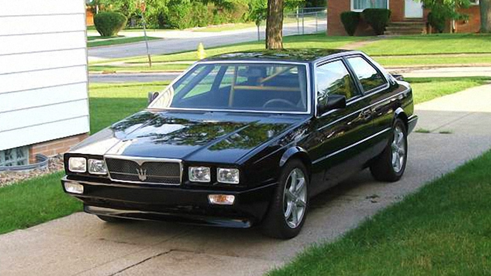 For $6,500, This 1985 Maserati Biturbo is a Biturbo No More