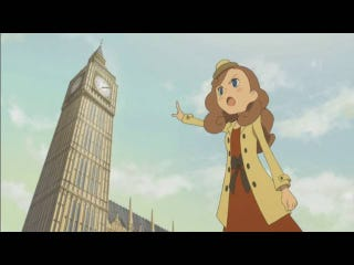 Illustration for article titled Layton's London Is Almost Like The Real Thing, And It's Just As Gorgeous