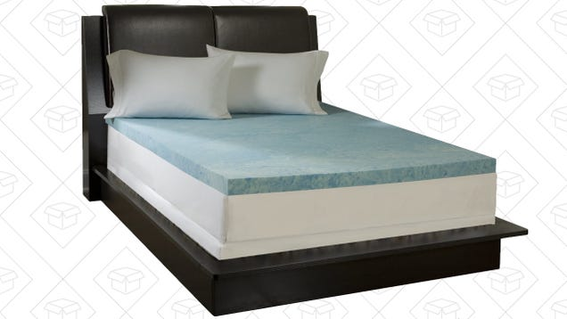 Give Your Old Mattress New Life With These Discounted Memory Foam Toppers