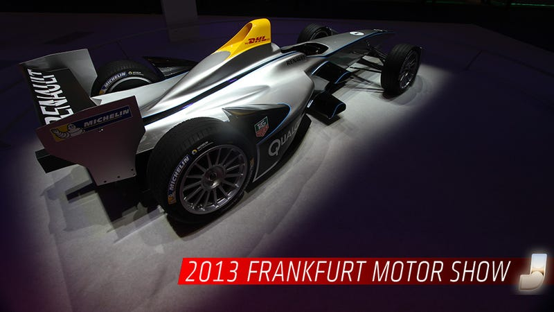 Illustration for article titled Formula E: Why You Should Be Excited About The First EV Racing Series