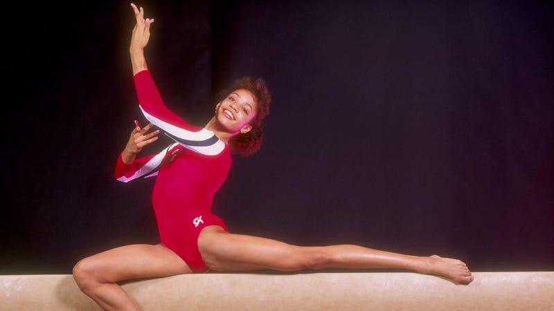 Black Gymnast 27