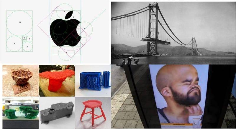Illustration for article titled El logo de Apple, espionaje y Photoshop, las historias de la semana