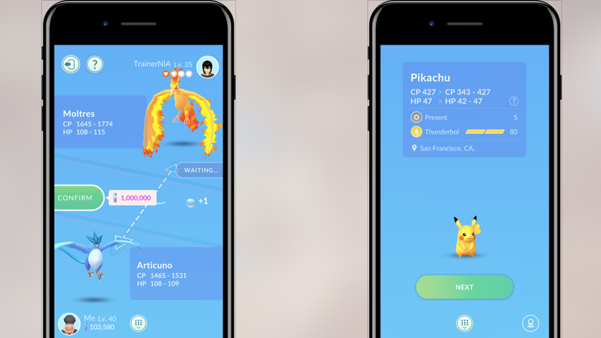How to Use Pokémon Go's New Trading Feature