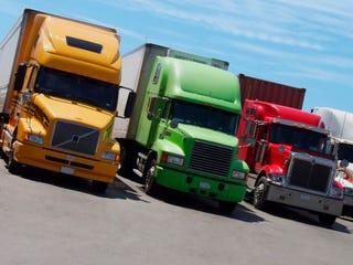 Keep on truckin'! Keep a diesel fleet running smoothly in Indiana. (iStockphoto)