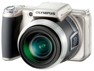 Illustration for article titled Olympus' SP-800UZ and SP-600UZ Have New Background Defocusing Feature For Fake SLR-Trickery