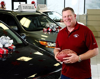 Perfect Like Many Former Athletes, New York Giant Alumnus Brad Benson Found A  Second Career As A Successful Car Dealer. Unlike Most Of Them, However, ...